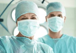 Surgery, oncological surgery